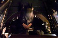 Batman Begins - Publicity still of Christian Bale Batman Comic Art, Batman Comics, Batman Robin, Dc Comics, The Dark Knight Trilogy, Batman The Dark Knight, Best Superhero, Superhero Movies, Christopher Nolan