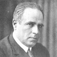 Eugenio d'Ors, escriptor, ensayirta i periodista, impulsor del moviment Noucentiste.