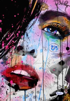 "Saatchi Art Artist Loui Jover; Drawing, ""breathe"" #art"