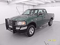 2000 Ford F-150 XL VERY LOW MILES EXCELLENT CONDITION MUST SEE This one will go FAST! Call Adriana 832-779-1088 Great Run, Looks Great, New Work, Ford, Trucks, Classic, Amazing, Happy, Green