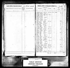 George Zettel discovered in 1851 Census of Canada East, Canada West, New Brunswick, and Nova Scotia
