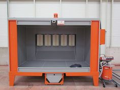 HAPPY COATING: Powder Coating Booths for Manual Operation