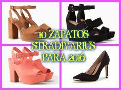 10 ZAPATOS DE STRADIVARIUS  2016