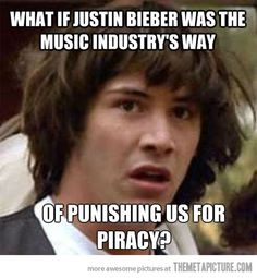Sneaky music industry…