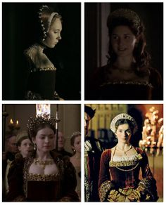 """This costume designed by Sandy Powell has been seen in """"The Other Boleyn Girl""""…"""