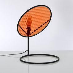 Lampe à poser design métal, Cristian Mohaded BENSIMON