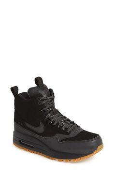 2c293530698 Nike Air Max 1 Mid Waterproof Zapatillas altas - Mujer. Nike.com (ES ...