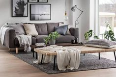 IKEA Sinnerlig daybed without the backrest attached becomes the bench shown in the foreground of this image