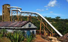Complexo aquático Hot Park está entre um dos dez mais visitados do mundo :: Jacytan Melo Passagens