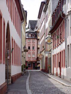 Altstadt, Mainz, Germany