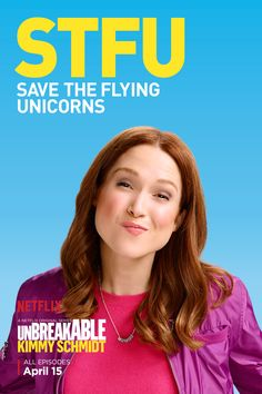 Kimmy Schmidt Is Blissfully Ignorant of Internet Acronyms in Netflix's Season 2 Ads | Adweek