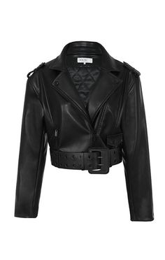 Made from the softest vegan leather and fully lined to our usual standards, 'Marin' is just transition season perfect. It has long sleeves, a slightly cropped fit and a big buckle feature belt at the waist. Wear yours with cycling shorts or your favourite Vegan Leather Jacket, Cycling Shorts, Marines, Long Sleeve, Sleeves, Jackets, How To Wear, Outfits, Clothes