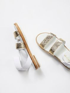 Byron Flatform Sandal | Slip-on flatform sandals featuring strappy detailing.    * Elastic ankle strap   * Slightly padded footbed   * Treaded rubber outsole