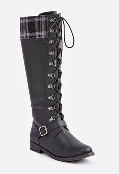 Molly Flat Boot ($44.95)