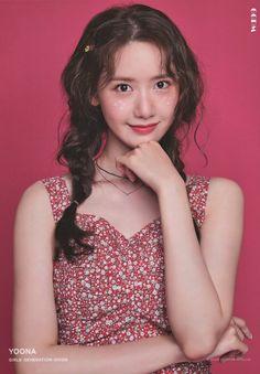 Girls' Generation-Oh!GG Yoona - Season's Greetings 2020 Yoona Snsd, A4 Poster, Girls Generation, Kpop Girls, My Girl, Ulzzang, Camisole Top, Tank Tops, Model