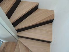 Winder staircase Ash and formply