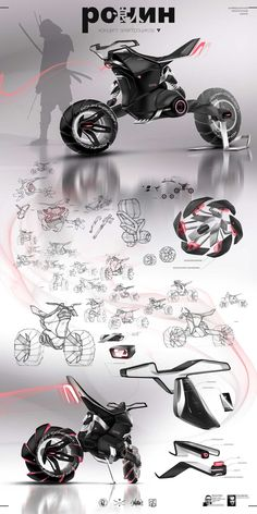 Ronin concept electrocycle Custom Motorcycles, Cars And Motorcycles, Concept Motorcycles, Custom Bikes, Industrial Design Sketch, Motorcycle Outfit, Bike Sketch, Car Sketch, Futuristic Motorcycle