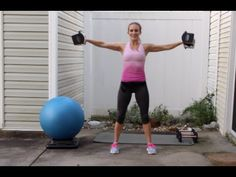 Shapely Shoulders & Fat Burning Circuit - YouTube