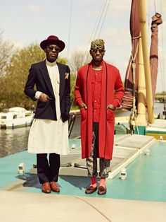 'Return of the Rudeboy'  LONDON — Rudeboy style was born in the streets of Kingston, Jamaica, in the years leading up to and immediately following the country's independence from Britain in 1962. - NYTimes.com