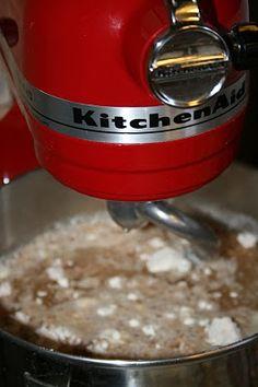 Love using my Kitchen Aid! Tasty recipe for Handmade Homemade Soft Pretzel