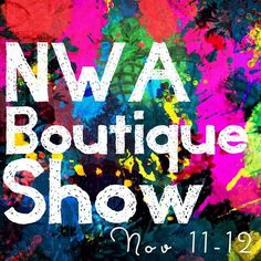 This Friday from 9 - 11 am you can support the #JLNWA by shopping VIP at the NWA Boutique Show! Tickets are $20 and can be bought online at http://www.nwaboutiqueshow.com! Part of the proceeds come back to us and directly to our mission and focus!  Come shop! Come support us! - http://facebook.com/rlwonderland