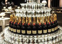 Hoeveel glazen champagne kun je uit een champagnefles halen?