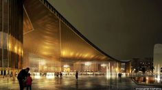 CGarchitect - Professional 3D Architectural Visualization User Community | Congress Center