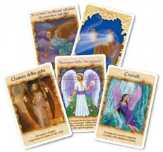 Carte Angel Therapy di D. Virtue