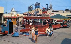 Balboa, Newport Beach, California, 1950s by A Box of Pictures, via Flickr