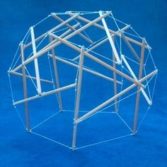 Tensegrity, architecture and Buckminster Fuller