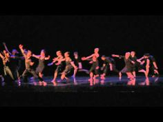 'When I Close My Eyes' choreography by Josie Moseley, May 24, 2013
