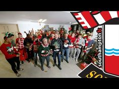 Flashback (2014): Southampton Football Club wishes all of its supporters a very merry Christmas and a happy new year! #SaintsFC