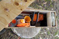 Chainsaw box-7667
