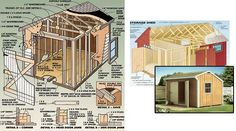 Build ANY Shed In A Weekend Even If You've Zero Woodworking Experience! Start building amazing sheds the easier way with a collection of 12,000 shed plans!  Grab5 Free Shed Plans Now! Download 5Full-Blown Shed Plans with Step-By-Step Instructions & Easy To Follow Blueprints!        I don't want you …