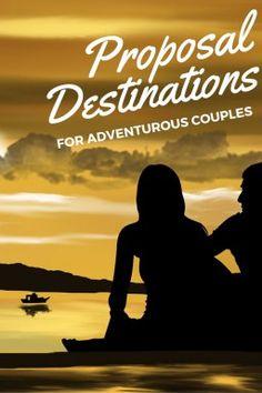 Proposal Destinations