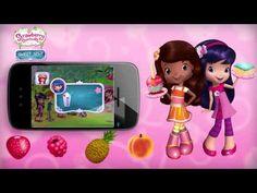 Strawberry Shortcake Sweet Shop - Google Play - YouTube