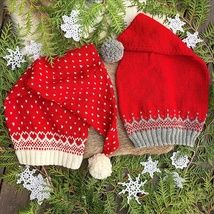 Holiday Hats, Holiday Decor, Christmas Stockings, Christmas Gifts, Christmas Is Coming, Hobbies And Crafts, Knitting Patterns, Knit Crochet, Projects To Try