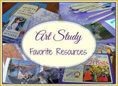 A collection of our favorite resources for teaching art appreciation to elementary-aged kids.