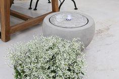 Ihana vesiaihe / suihkulähde  pihalle, patiolle, terassille,...