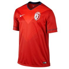 Lille 14/15 Home Soccer Jersey