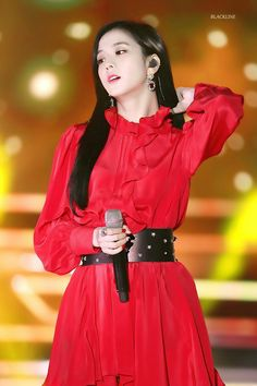 170930 Blackpink Kim Jisoo at Fever Festival © blackline do not edit, crop, or remove the watermark Kpop Girl Groups, Korean Girl Groups, Kpop Girls, Blackpink Fashion, Asian Fashion, Black Pink ジス, Jennie Lisa, Blackpink Jisoo, These Girls
