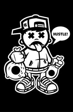"Jason the Kid ""Hustle"" on Behance"