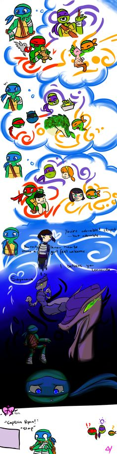 Buddies .... by Layneon on DeviantArt/ I know that sick feeling... poor Leo... a True Blue.