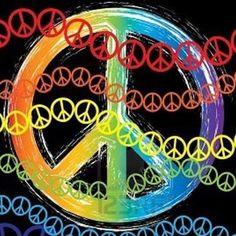 Love this peace symbol!