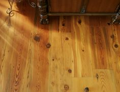 The warm history of our True Reclaimed Heart Pine, what you see are the character marks from many years of heavy use from another life. #True #Reclaimed #Heart #Pine #engineered #flooring