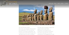 Uncovering the mystery and Moais of Easter Island