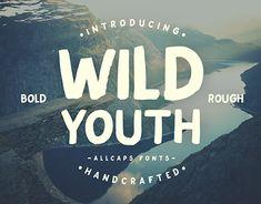 Wild Youth Typeface
