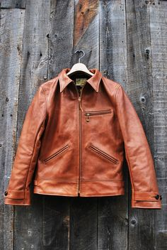 Joe McCoy jacket