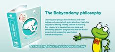 The Babycademy philosophy Play N Go, Play To Learn, New Balance Trainers, Learning Tools, Philosophy, Babies, Music, Fun, Shopping