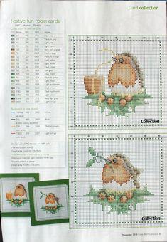 Cross Stitch Collection 189 ноябрь 2010. Обсуждение на LiveInternet - Российский Сервис Онлайн-Дневников